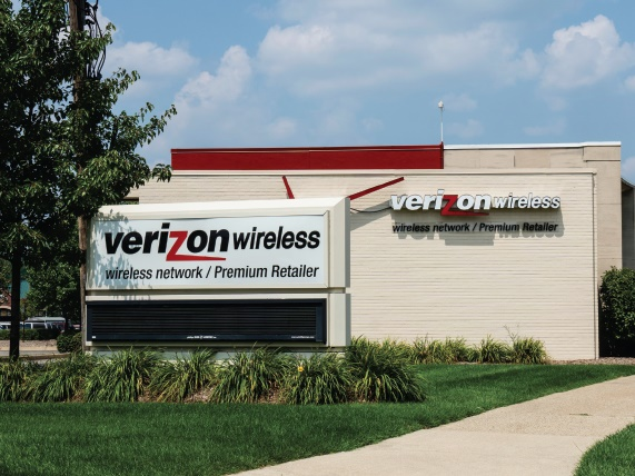 verizon undertook a pension buyout totalling usd8bn in 2012
