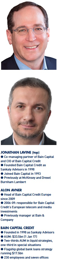 Strategically Speaking: Bain Capital Credit | Magazine | IPE