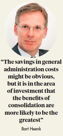 Consolidating pensions uk news