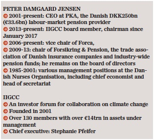 peter damgaard jensen factfile