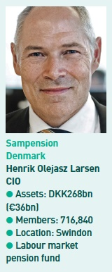 sampension denmark