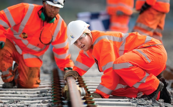 carillion was involved in the construction of a high speed rail link between london and manchester