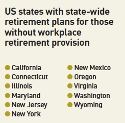 us states with state wide retirement plans