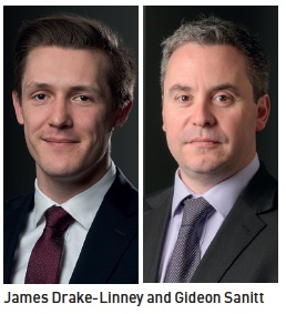 James Drake-Linney and Gideon Sanitt