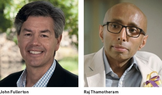 raj thamotherum and john fullerton