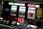 Slot machine: gambling