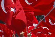 Turkey Turkish Flags