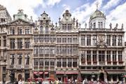 Guild Halls in Brussels, Belgium