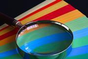 Magnifying glass, search