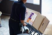 FedEx courier