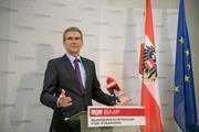 Hartwig Löger, Austrian finance minister