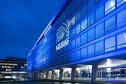 Nestlé's corporate headquarters in Vevey, Switzerland