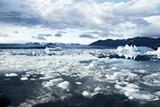 ice floes climate change