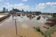 Flood in nashville