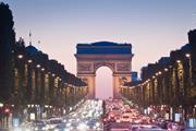 Arc de Triomphe, Paris