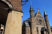 Knights' Hall at Binnenhof in The Hague