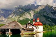 Bavaria alpine alps
