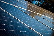 solar panels ESG climate sustainable renewable energy