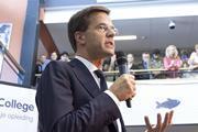 Mark Rutte, Netherlands prime minister