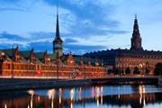 Christiansborg Palace in Copenhagen