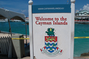 Cayman Islands Sign