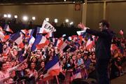 Emmanuel Macron, presidential candidate for En Marche!