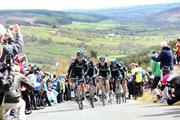 North Yorkshire: 2014 Tour de France en route