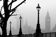 A cold day in London
