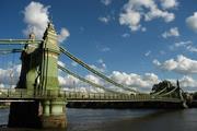 Hammersmith Bridge, London