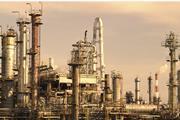An oil refinery in Japan