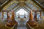 Pernod Ricard's Dalmunach distillery in Speyside, Scotland