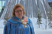 Vibeke Larsen, president, Sami Parliament