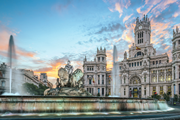 Spain fountain