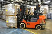 forklift offload outsource