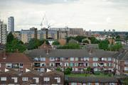 housing residential construction uk