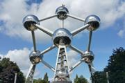 The Atomium in Brussels. Credit: Waldo Miguez