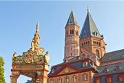 St Martin's cathedral, Mainz, Germany