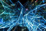 data connections sharing blockchain