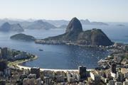 Botafogo Bay, Brazil