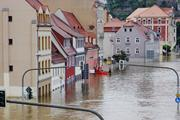 high water flood