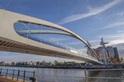 Millennium Bridge, Lowry Centre, Manchester