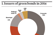 1. Issuers of green bonds in 2014