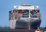 oo cl the worlds biggest container ship