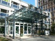 BaFin in Bonn, insurance and banking supervision site