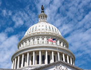 the capitol in washington tax reforms have prompted db sponsors to make extra payments to pensions