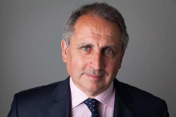 Stephen Haddrill, CEO, FRC