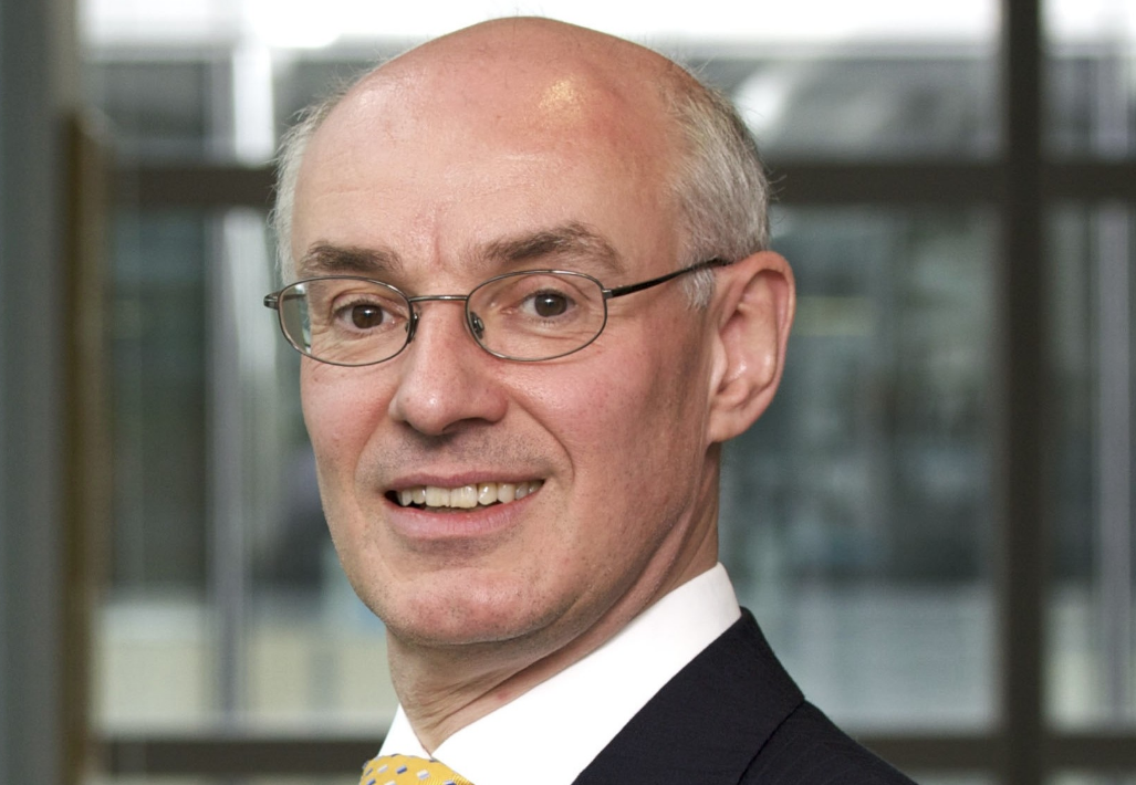 Professor David Blake, Cass Business School