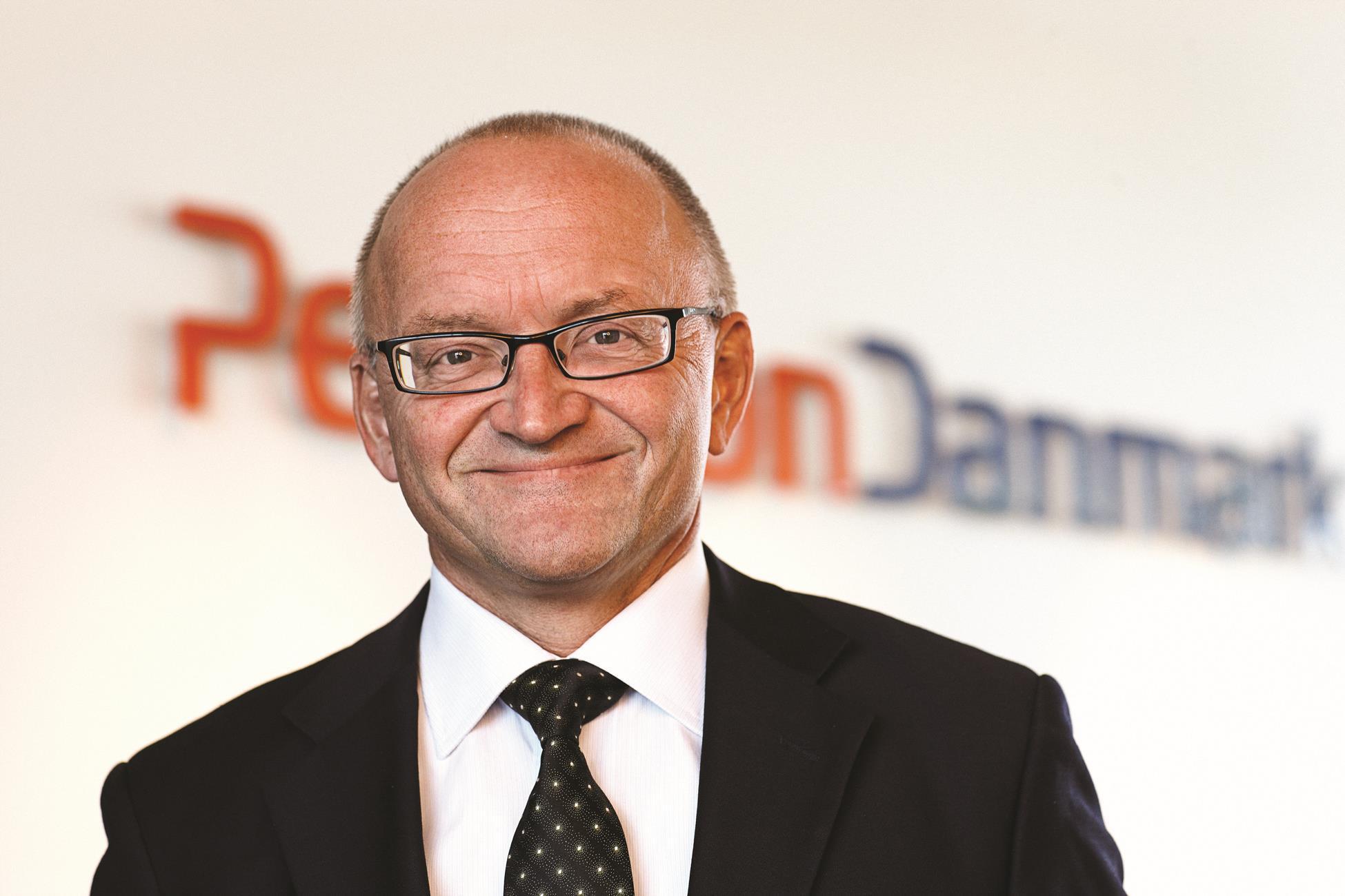 Torben Möger Pedersen, CEO, PensionDanmark