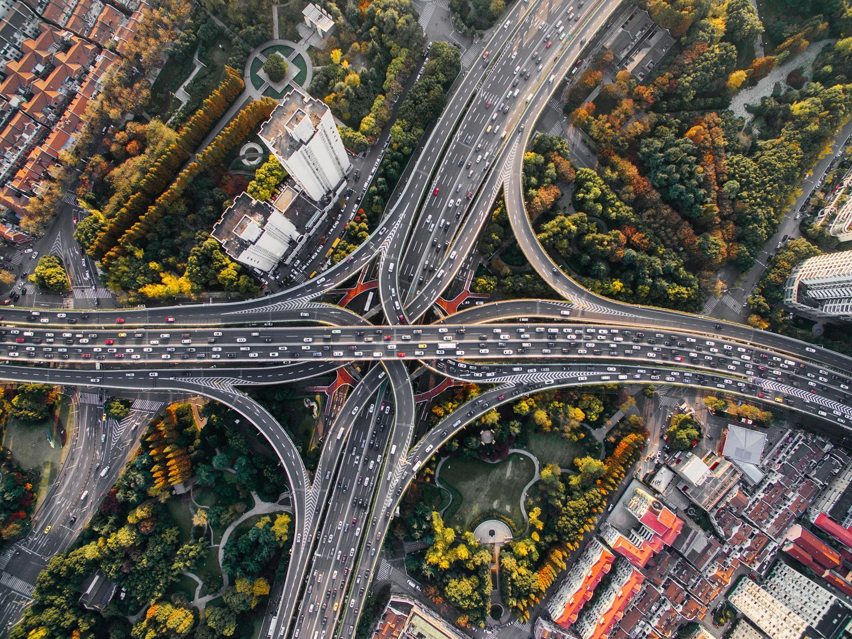 highway roads motorway infrastructure