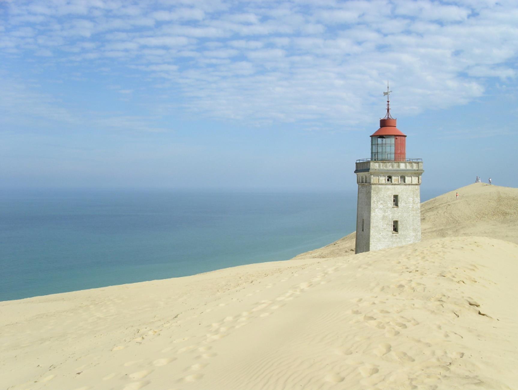 Danish lighthouse